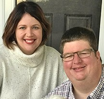 Liz & Andy - Hopeful Adoptive Parents