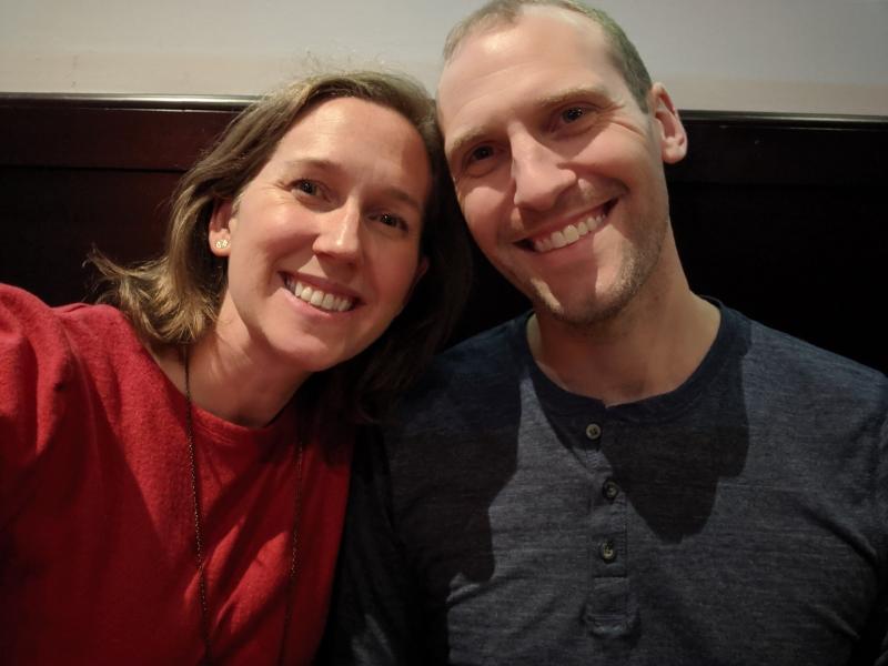 Jenny & Scott