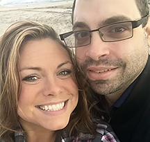 Chris & Crystal - Hopeful Adoptive Parents