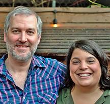 Jessica & Chris - Hopeful Adoptive Parents