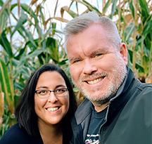 Christine & John - Hopeful Adoptive Parents