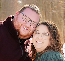 Ashley & Brendan - Hopeful Adoptive Parents