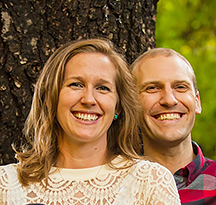 Jenny & Scott - Hopeful Adoptive Parents