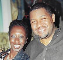 Jerane & Chantall - Hopeful Adoptive Parents