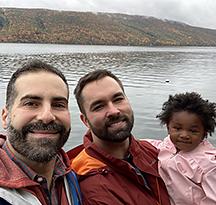 Dan & Joel - Hopeful Adoptive Parents