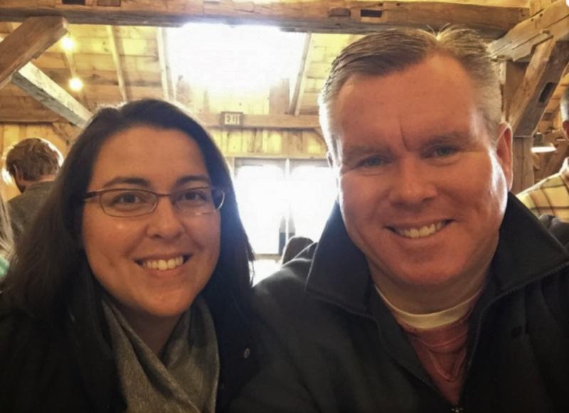 Christine & John