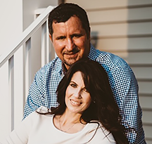 Jessica and Greg - Hopeful Adoptive Parents