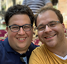 Kyle and Jeremy - Hopeful Adoptive Parents