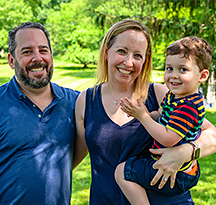 Sara and David - Hopeful Adoptive Parents