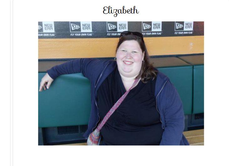 Elizabeth wants to adopt