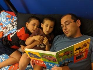 adoptive family photo - Eduardo