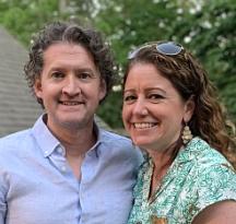 Kelly & Robert - Hopeful Adoptive Parents