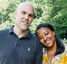 Julie and Anthony - Hopeful Adoptive Parents