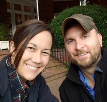 Jimmy & Jessica - Hopeful Adoptive Parents