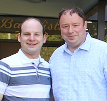 Barry & Matt Adopt - Hopeful Adoptive Parents
