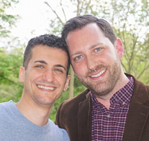 Danny & Matt - Hopeful Adoptive Parents