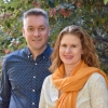 Christina & Erwan - parents hoping to adopt a baby