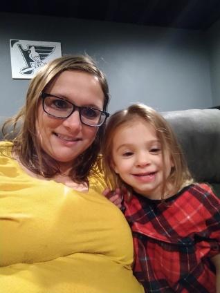 adoptive family photo - Emily