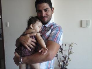 adoptive family photo - Carlos