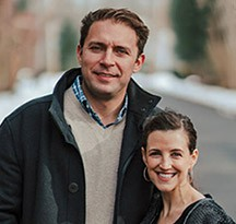 Mike & Candice - Hopeful Adoptive Parents
