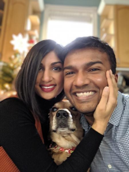 Vikram & Shivangi