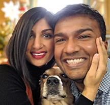 Vikram & Shivangi - Hopeful Adoptive Parents