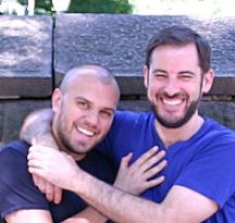 Chris & Raf - Hopeful Adoptive Parents