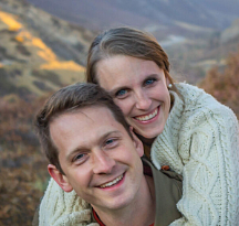 Joanna & Matt - Hopeful Adoptive Parents
