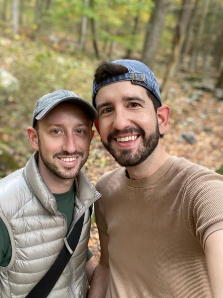 Phillip & Jonathan