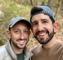 Phillip & Jonathan - Hopeful Adoptive Parents