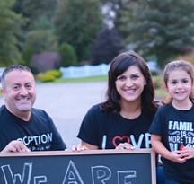 Kim and Steve - Hopeful Adoptive Parents