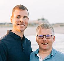 Rob and Shane - Hopeful Adoptive Parents