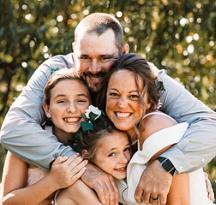 Kevin and Amber - Hopeful Adoptive Parents