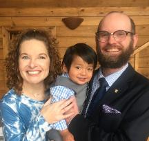 Phillip & Kara - Hopeful Adoptive Parents