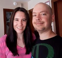 Jackie and Anthony - Hopeful Adoptive Parents
