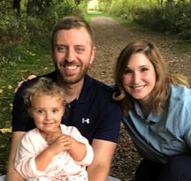 Stacey & Nate - Hopeful Adoptive Parents