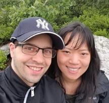 Mark & Eleanor - Hopeful Adoptive Parents