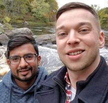 Ashwin and Michael - Hopeful Adoptive Parents