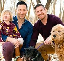 Brian and Jason - Hopeful Adoptive Parents