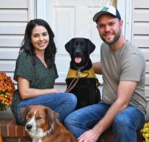 Nadia & Jon - Hopeful Adoptive Parents