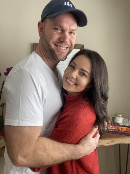 Nadia & Jon