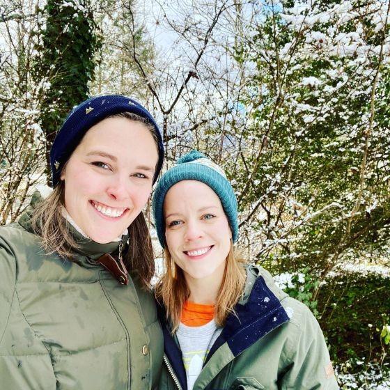 Kristin & Laura