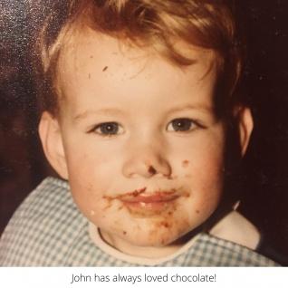 adoptive family photo - John