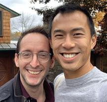 Tim & Dan - Hopeful Adoptive Parents