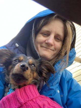 adoptive family photo - Vanessa