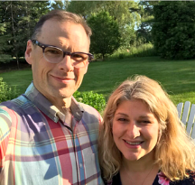 Tracey & Kevin - Hopeful Adoptive Parents