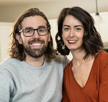 Scott & Anna - Hopeful Adoptive Parents