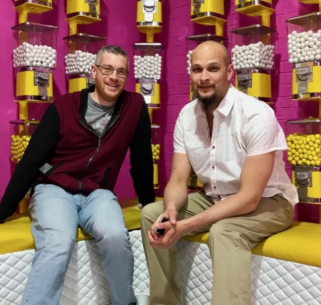 Greg + Jason