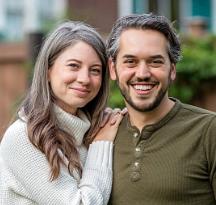 Leah & Ross - Hopeful Adoptive Parents