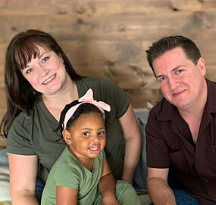 Sean & Leigh Anne - Hopeful Adoptive Parents